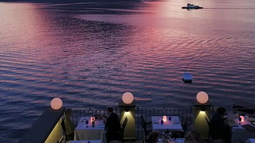 ristorante la vista